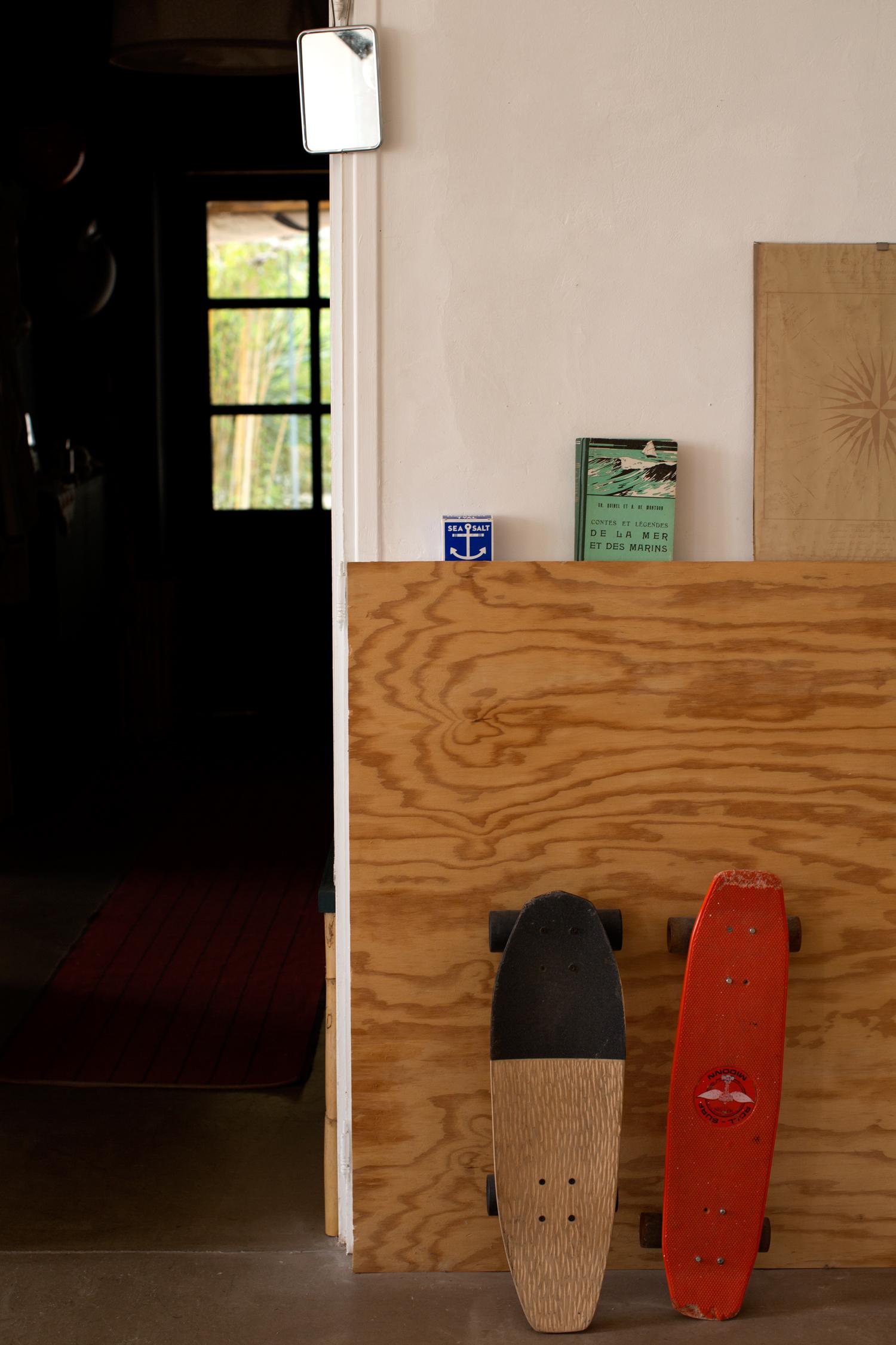 antoine boudin designer trimardeur cr er son propre langage the artisans. Black Bedroom Furniture Sets. Home Design Ideas